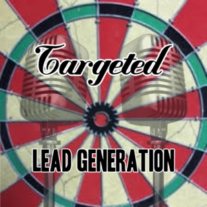 Listen to Lisa on the Targeted Lead Generation podcast!