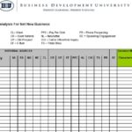 BDU Business Breakdown and Source of Business Analysis